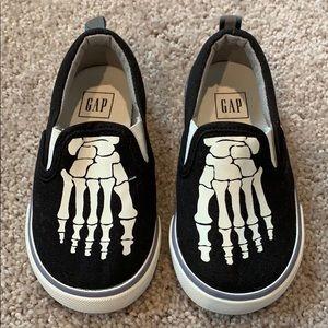 GAP Skeleton Shoes